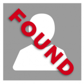 The missing person has been located.